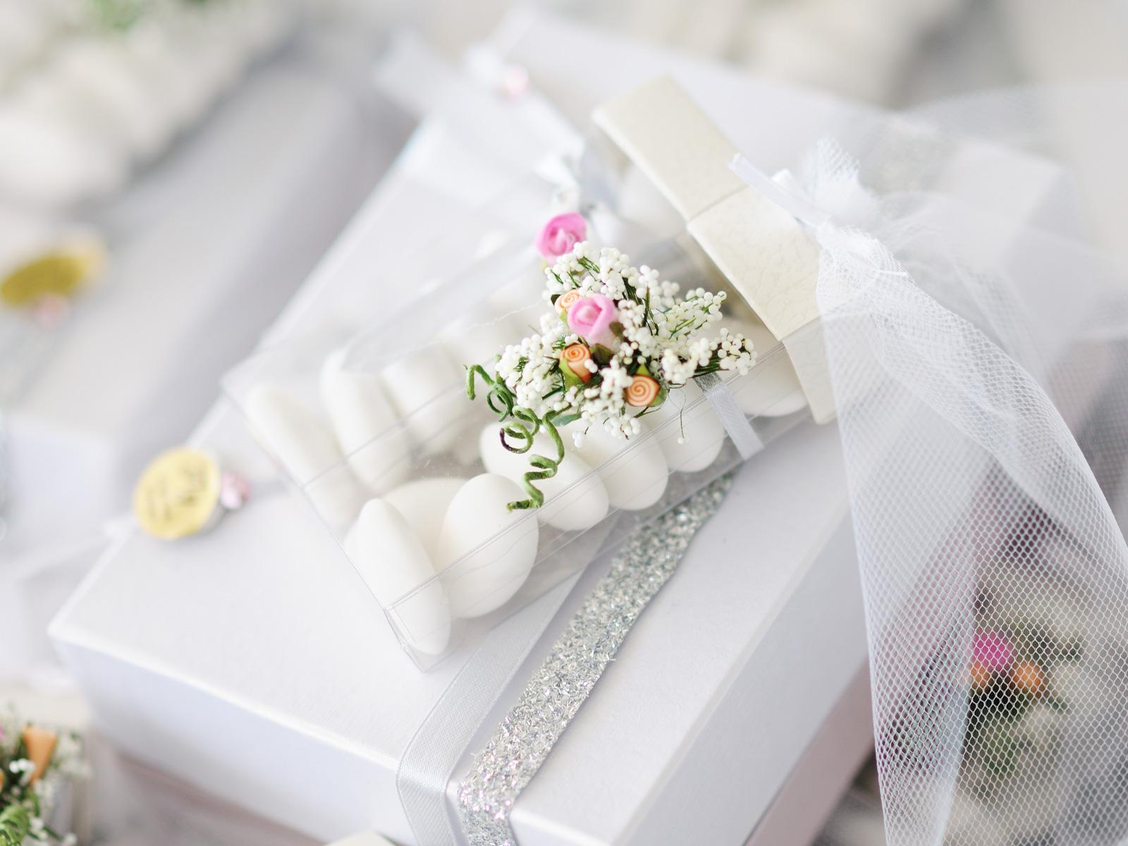 Bomboniere matrimonio esclusive ed eleganti: vetro di Murano